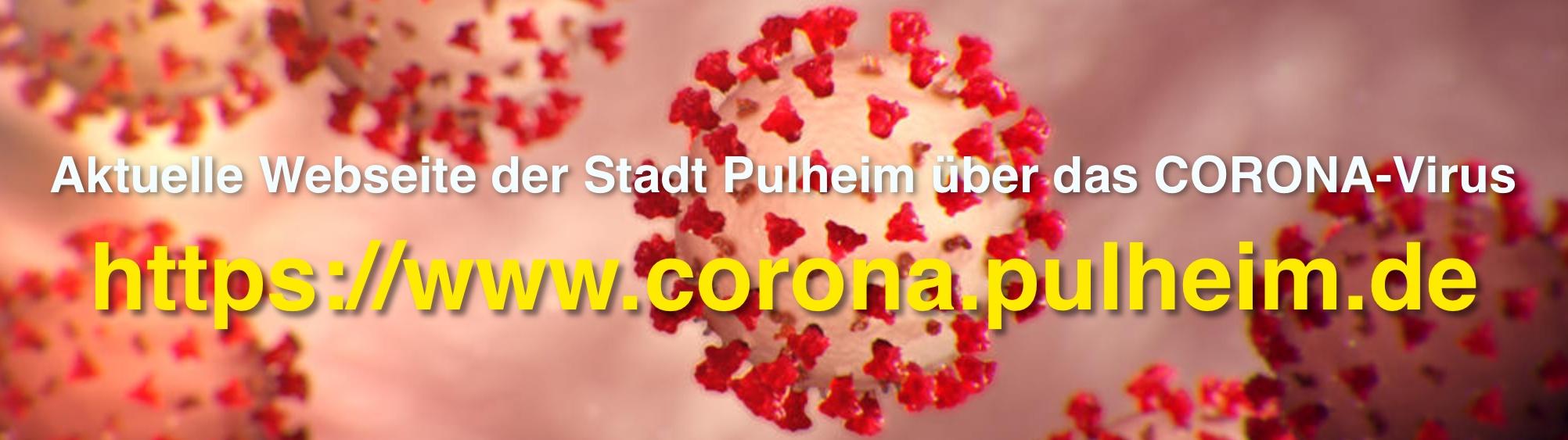 Informationen der Stadt Pulheim über das Corona-Virus