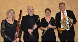 Bläsersolisten der Rhein Ruhr Philharmonie. Foto K. Berker