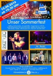 DIE JUNGS Sommerfest 2019