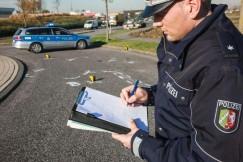 pol rek motorrollerfahrer wurde bei unfall schwerverletzt bergheim