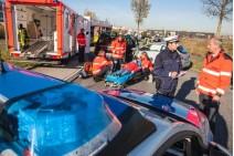 pol rek verkehrsunfall mit einer schwerverletztem kradfahrer pulheim