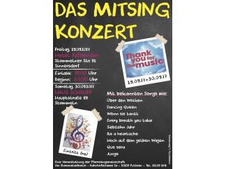 Mitsingabend Plakat 9 2017