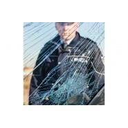 Polizei Scheibe