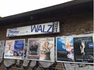 walzwerk plakat